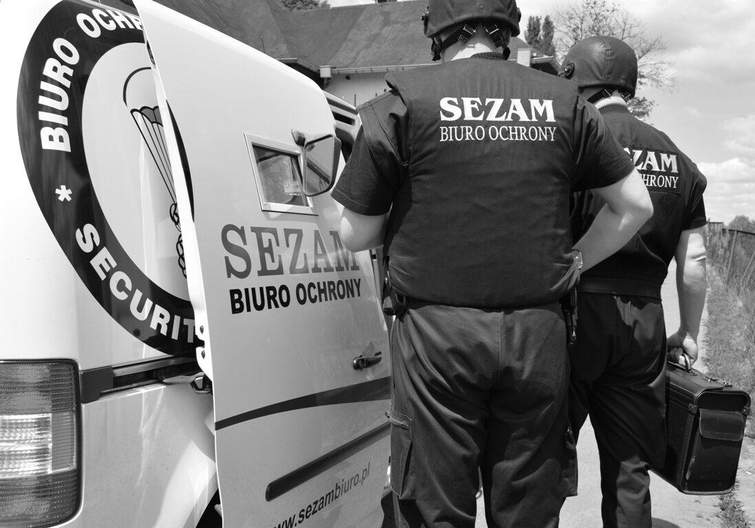 Ochrona Sezam